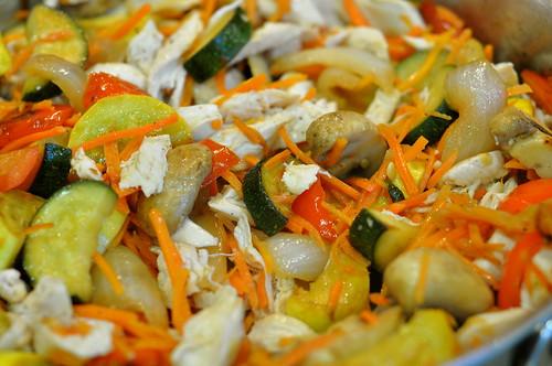 veggies&chix