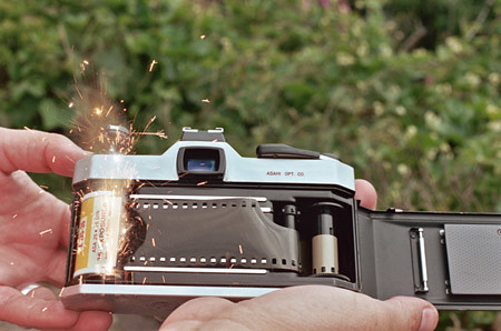fireworks/Kodachrome