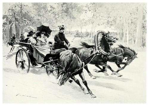 005-Una troika-Russia-1913- F. de Haenen