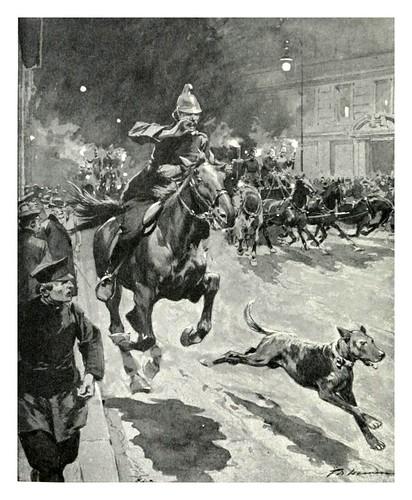 012-Bomberos de Moscow-Russia-1913- F. de Haenen