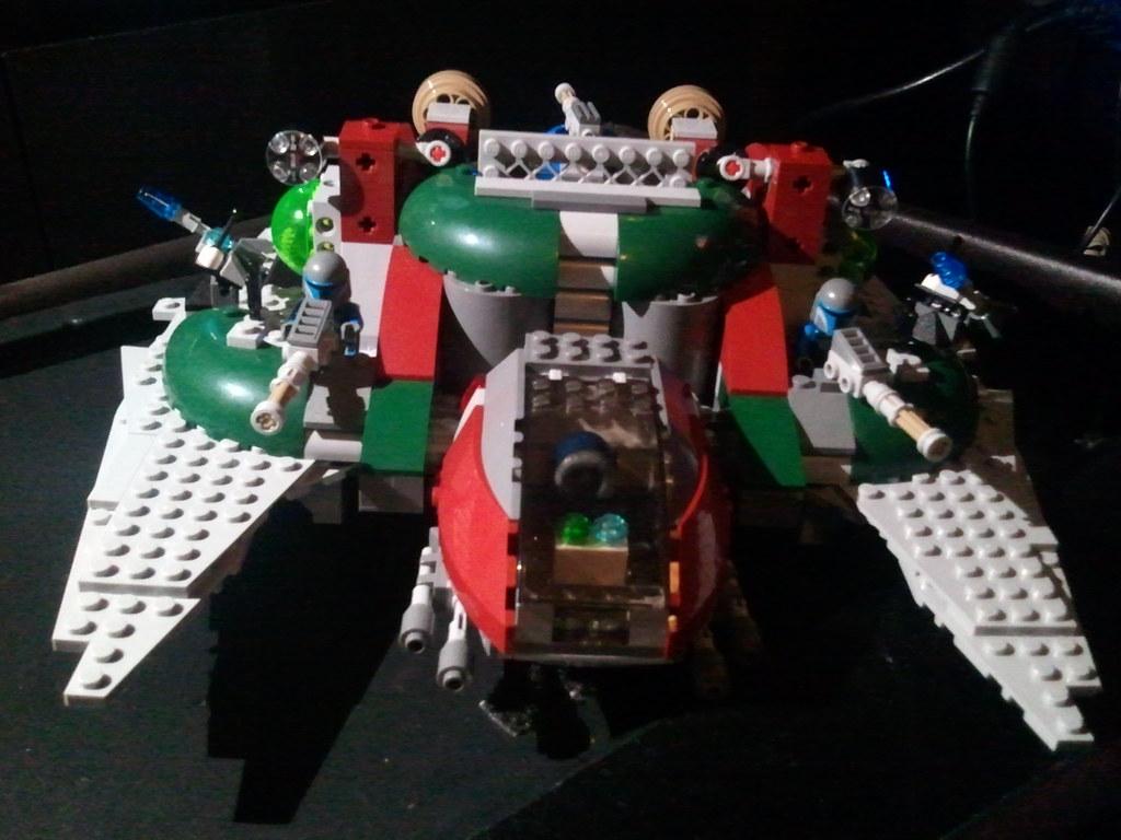 Lego Star Wars Mandalorian Speeder Instructions