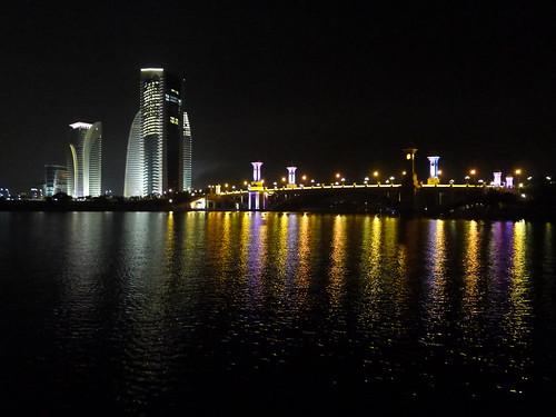 Jambatan Seri Gemilang next to PICC,Putrajaya