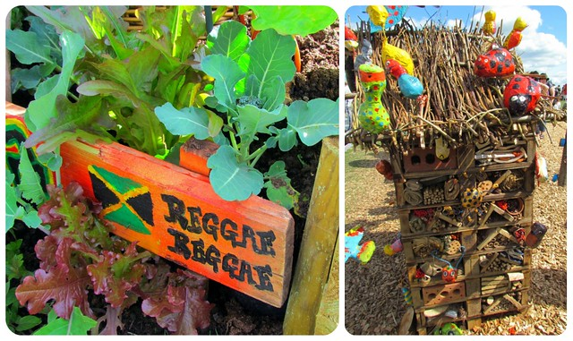 Jamaica and Bug Hotel