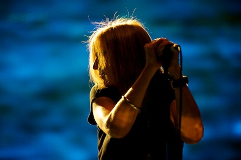 Portishead - I'll Be Your Mirror - ATP Festival