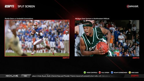 ESPN 2.0 On Xbox 360 Looks Like This