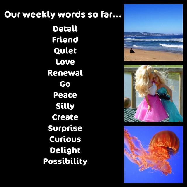 Weekly Words