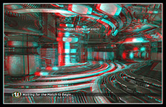 Unreal Tournament 3 #0059 (XD3D) Tags: 3 pc stereoscopic 3d games anaglyph tournament unreal xd