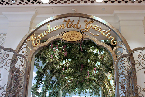 The Enchanted Garden Restaurant