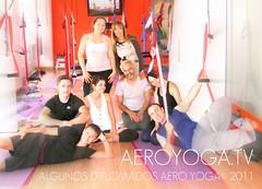 Los Profesores Diplomados del AeroYoga© Institute
