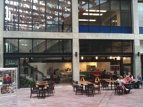 W2 Media Cafe