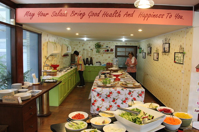 Khun Churn Vegetarian Buffet