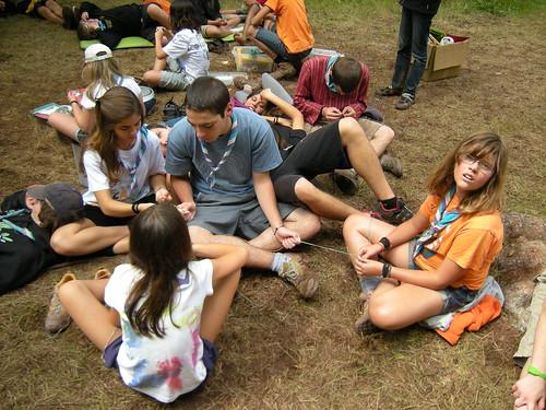 Campaments Castellar de n'Hug 2011 021