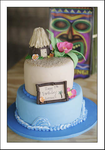luau-cake-sweet-16-birthday-cakes