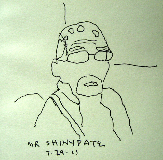 Mr Shinypate
