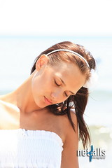 Beautiful girl relaxing outdoor (Netfalls) Tags: travel sea summer vacation portrait people woman white holiday sexy beach water girl beautiful beauty look fashion lady female relax fun outside person model pretty alone natural outdoor young lifestyle greece bikini latin attractive tropical leisure relaxation wellness caucasian