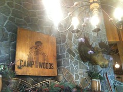 Camp of the Woods