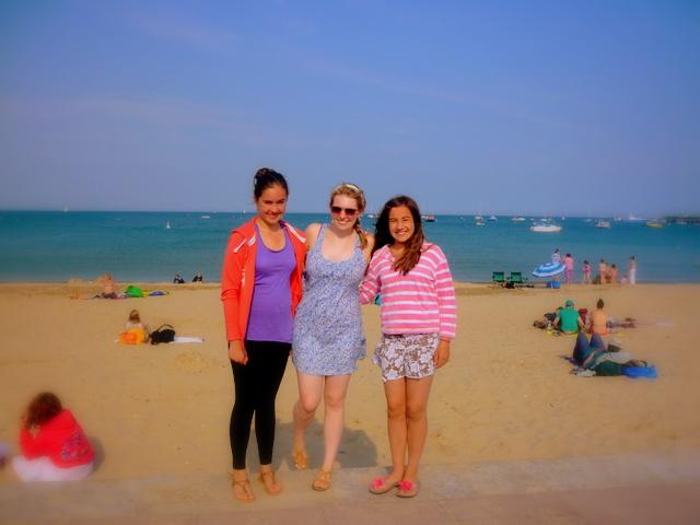 beach babes