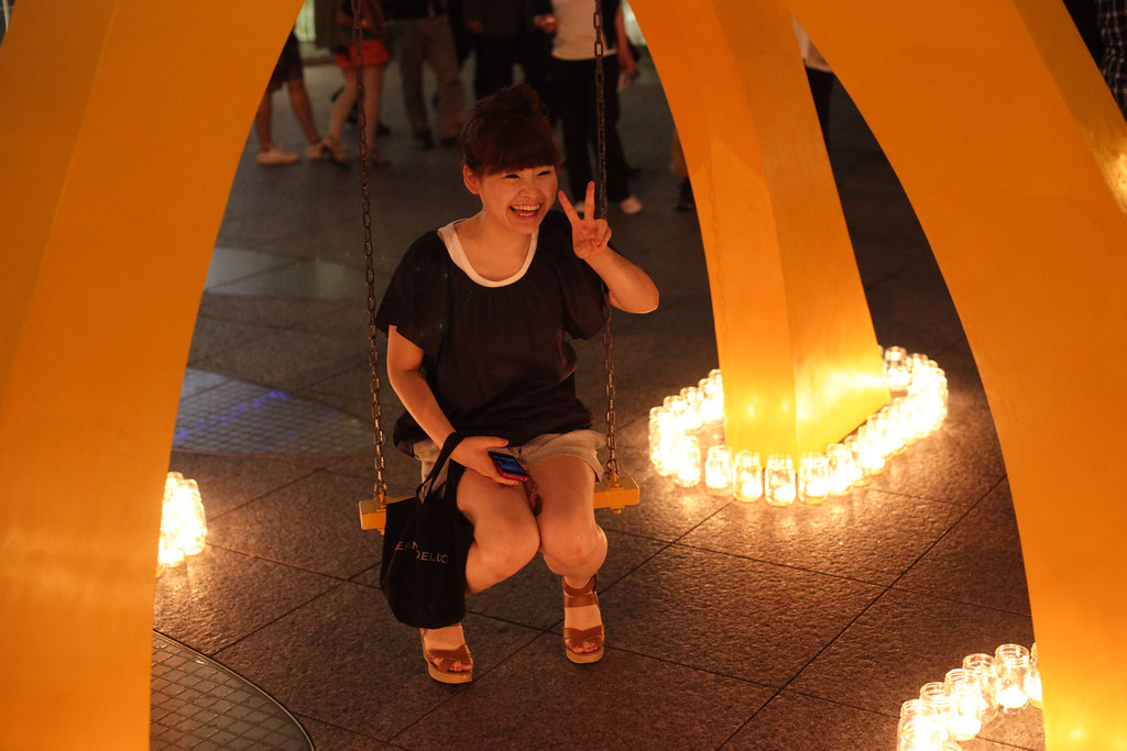 Osaka Summer Nights Candle Festival