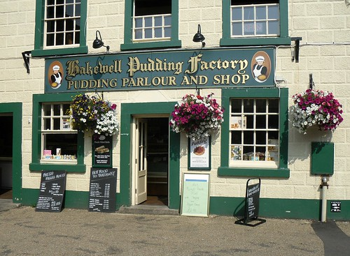 Bakewell Pudding Factory