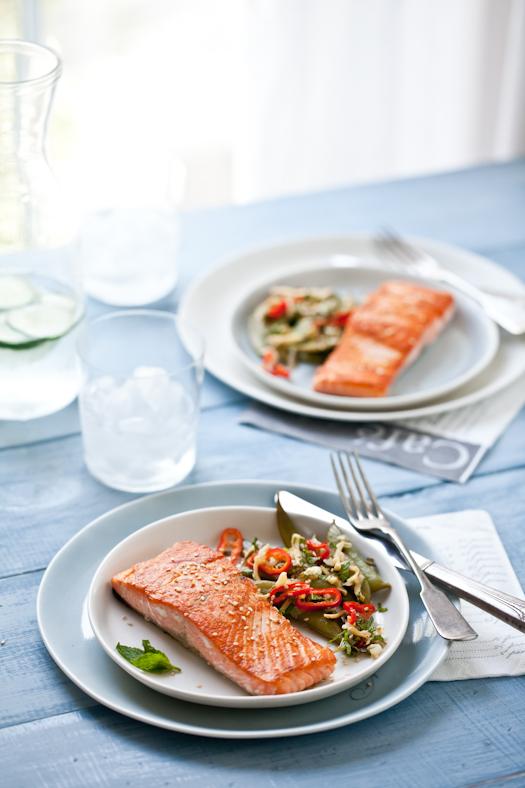 Miso Salmon Copyright © Helene Dujardin 2011