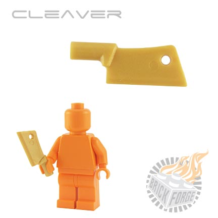Cleaver - Gold