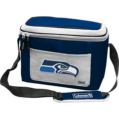 Seattle Seahawks Coleman 12 Pack/Can Cooler Bag