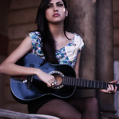 Moment: Songs that remind me of you. (j e h 1 8 2) Tags: brazil portrait girl fashion moments saopa
