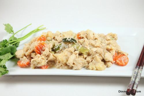 Day 214 - Chicken Vermicelli noodles