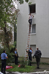 Bedrohungslage Dambachtal 03.08.11