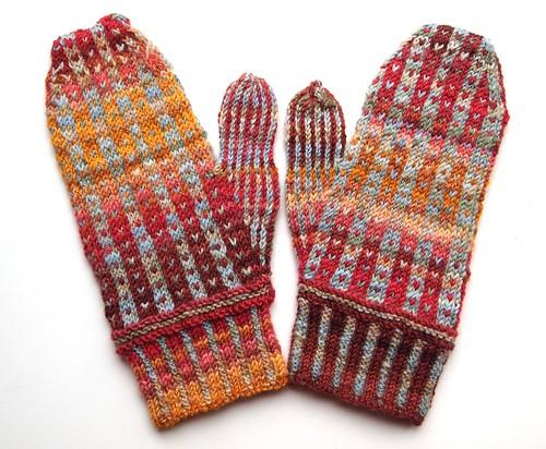 FCK mittens