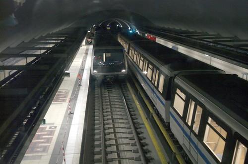 20110803 Algiers Metro launches open houses | اقتراب موعد تشغيل مترو العاصمة الجزائرية | Le métro d'Alger lance une opération portes ouvertes