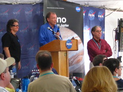Planetary Scientists Fran Bagenal, Toby Owen, Dave Stevenson