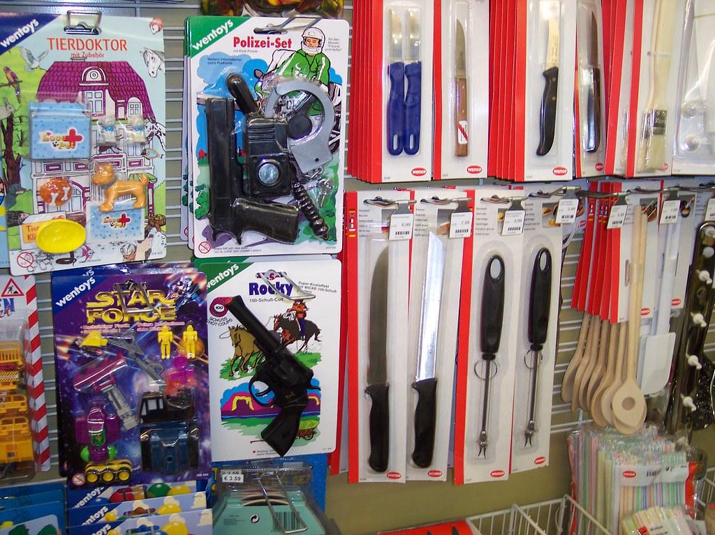 toys...