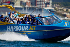 Harbour Jet, Sydney Harbour (Craig Jewell Photography) Tags: water iso100 boat harbour speedboat jet sydney australia powerboat sydneyharbour f40 bradleyshead harbourjet 1800sec jetcruiser ef500mmf4lisusm canoneos1dmarkiv cpjsm craigjewellphotography