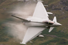 """Razor..In for the KILL...!!!!"" (PhoenixFlyer2008) Tags: 3 wales canon loop military low 11 300mm level hud f28 vapour typhoon raf squadron mach aircrew googleimages coningsby neilbates"