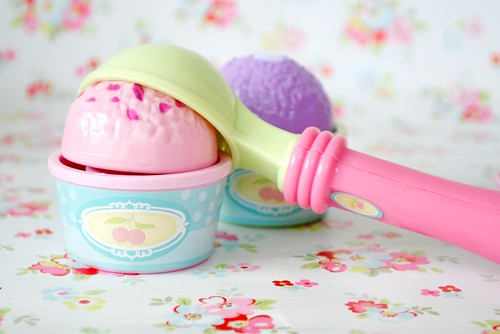 Ice cream play food