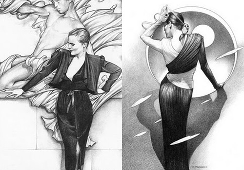 6013702047 13f66f6ce8 30 Fashion Illustrators You Can't Miss Part 3
