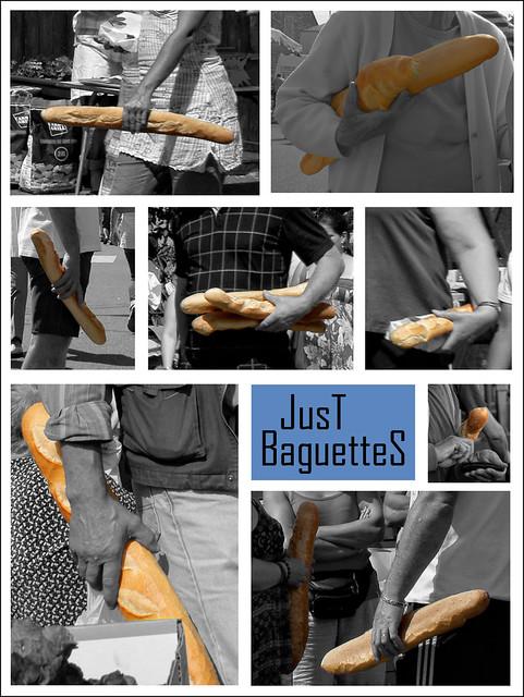 Bagging Baguettes