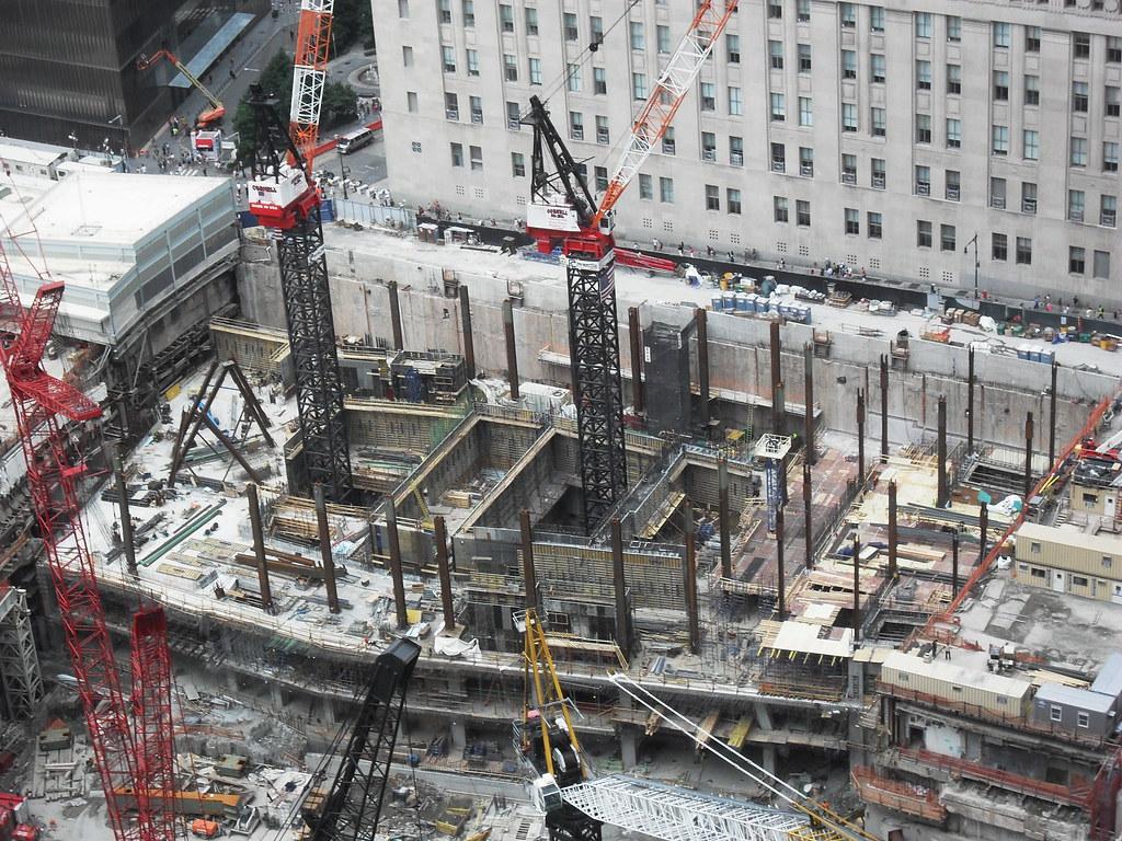 New York 200 Greenwich 2 Wtc 1 270 Ft 80 Floors