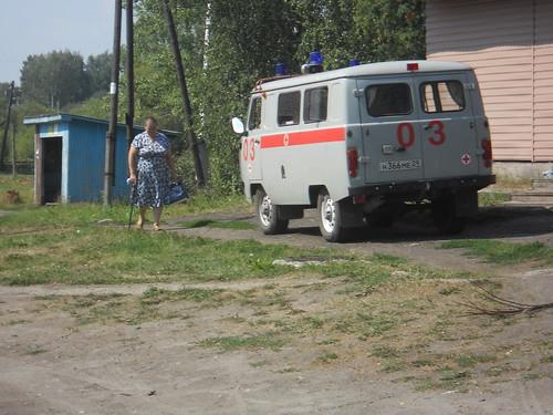 Solvychegodsk Ambulance