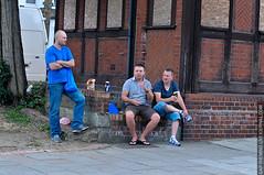 Tottenham local residents by belkus
