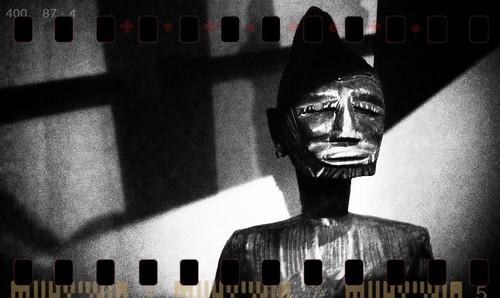 Eloi Maternity Figure (Nigeria) 3, Horniman Museum, London
