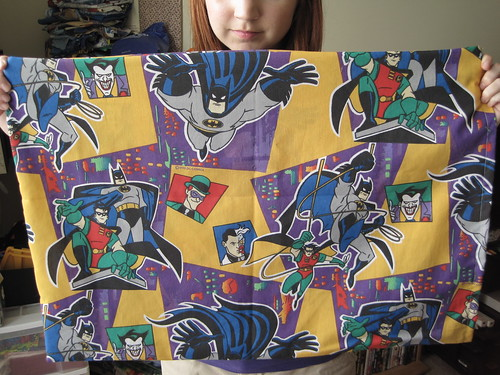 Batman Pillowcase