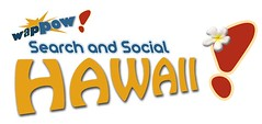 Search and Social Hawaii Conference Logo