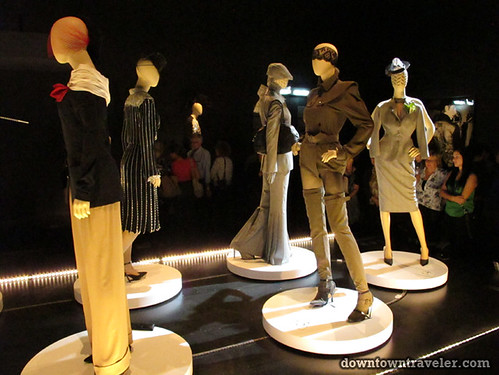 Jean Paul Gaultier runway at Montreal Musee des Beaux Arts