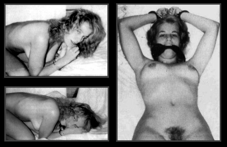 Karla homolka nude handcuffs
