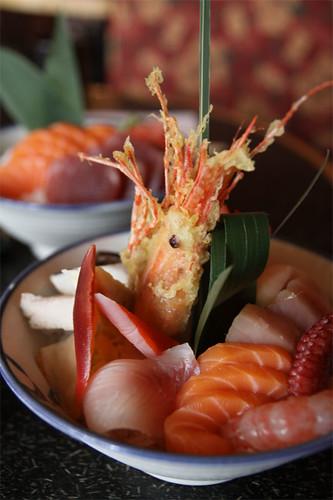 ちらし丼 Chirashi don