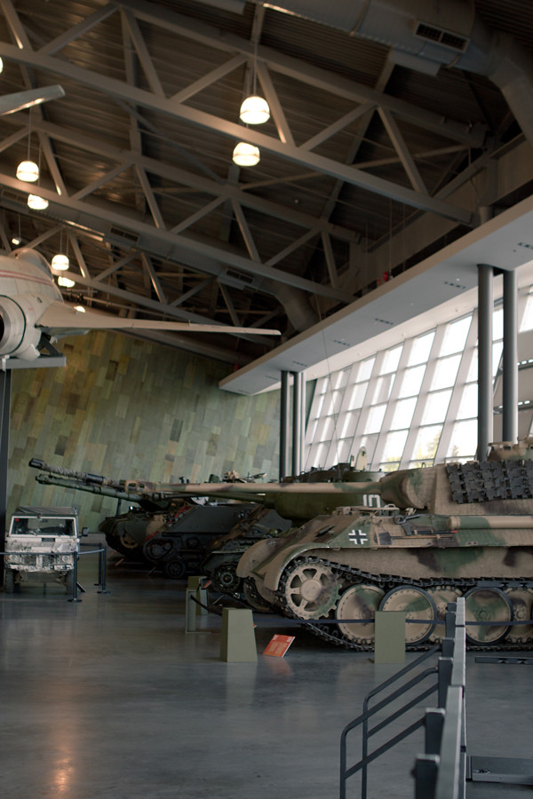 Collection of Tanks