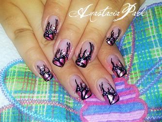 Tartofraises's Nail Design