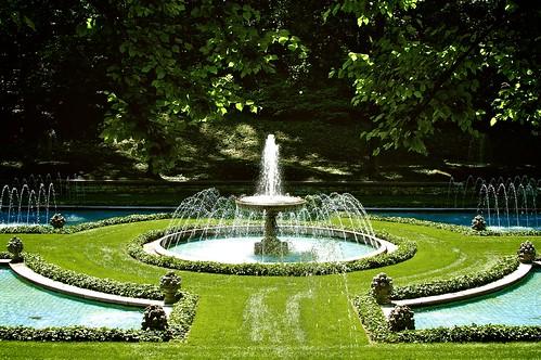 Italian Water Gardens.